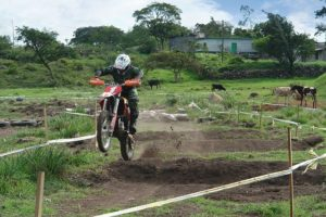 fencing for motocross